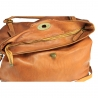 TRAVEL - Woman Leather bag briefcase vintage effect
