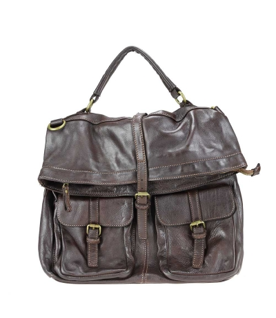 Convertible bag in a backpack